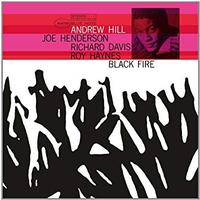 Andrew Hill - Black Fire -  180 Gram Vinyl Record