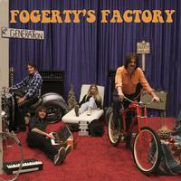 John Fogerty - Fogerty's Factory -  Vinyl Record
