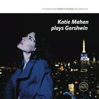 Katie Mahan - Plays Gershwin -  D2D Vinyl Record