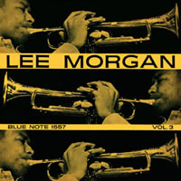 Lee Morgan - Volume 3  (mono)