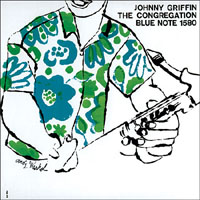 Johnny Griffin - The Congregation (mono)
