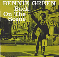 Bennie Green - Back On The Scene (mono)