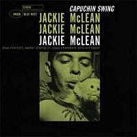 Jackie McLean - Capuchin Swing -  200 Gram Vinyl Record