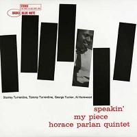 Horace Parlan Trio - Speakin' My Piece