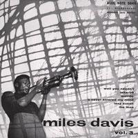 Miles Davis - Volume 3