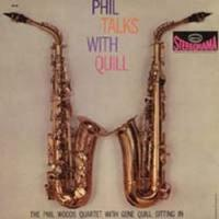 Phil Woods - Talks with Jean Quill