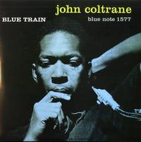 John Coltrane - Blue Train -  45 RPM Vinyl Record