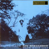 Lou Donaldson - Blues Walk -  45 RPM Vinyl Record