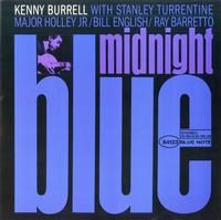 Kenny Burrell - Midnight Blue -  45 RPM Vinyl Record