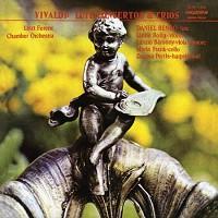 Daniel Benko - Vivaldi: Lute Concertos & Trios