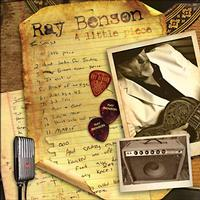 Ray Benson - A Little Piece -  Vinyl Record