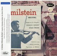 Nathan Milstein - A Nathan Milstein Recital/ Bussotti