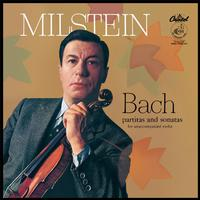 Nathan Milstein - Bach: Partitas And Sonatas For Unaccompanied Violin