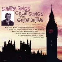 Frank Sinatra - Sinatra Sings Great Songs From Great Britain -  Vinyl Record