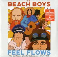 The Beach Boys - Feel Flows: The Sunflower & Surf's Up Sessions 1969-71
