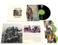 Jethro Tull - Aqualung -  Vinyl Record, DVD & CD