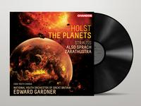 Edward Gardner - Holst: The Planets/Strauss: Also Sprach Zarathustra