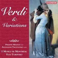 Various Artists - Verdi And Variations