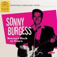 Sonny Burgess - Sonny's Back In Town