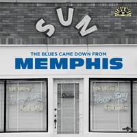 Various Artists - The Blues Came Down From Memphis