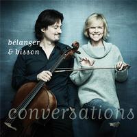 Anne Bisson & Vincent Belanger - Conversations