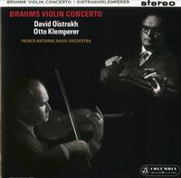 Otto Klemperer - Brahms: Violin Concerto/ Oistrakh