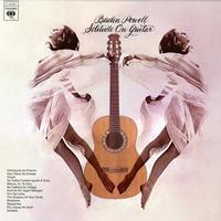 Baden Powell - Solitude On Guitar