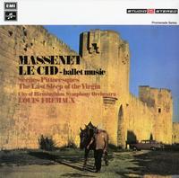 Louis Fremaux - Massenet: Le Cid-Ballet Music, Scenes Pittoresques