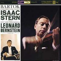 Leonard Bernstein - Bartok: Violin Concerto/ Stern