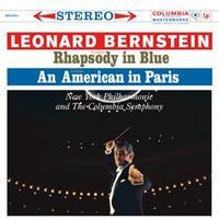 Leonard Bernstein - Gershwin: Rhapsody In Blue, An American In Paris