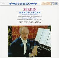 Eugene Ormandy - Mendelssohn: Piano Concertos Nos. 1 & 2/ Serkin