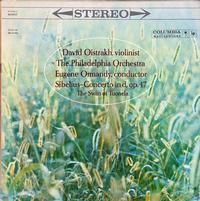 David Oistrakh - Sibelius:Violin Concerto/ Ormandy