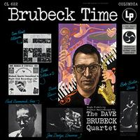 The Dave Brubeck Quartet - Brubeck Time -  180 Gram Vinyl Record