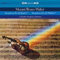 Bruno Walter - Mozart: Symphonies Nos. 35 & 41 -  180 Gram Vinyl Record