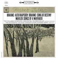 Bruno Walter - Brahms:Alto Rhapsody/Song Of Destiny/ Mahler:Songs Of A Wayfarer
