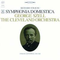 George Szell - Strauss: Symphonia Domestica