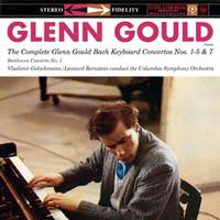 Glenn Gould - The Bach Keyboard Concertos