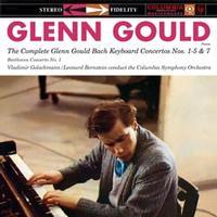 Glenn Gould - The Bach Keyboard Concertos