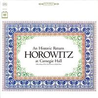 Vladimir Horowitz - Horowitz At Carnegie Hall