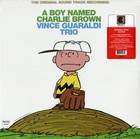 Vince Guaraldi Trio - A Boy Named Charlie Brown