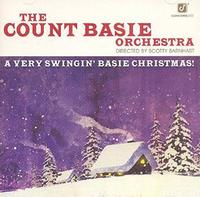 Scott Barnhart and The Count Basie Orchestra - A Very Swingin' Basie Christmas -  Vinyl Record