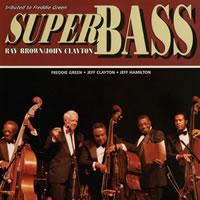 Ray Brown - Super Bass -  Vinyl Record