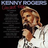 Kenny Rogers - Greatest Hits -  Vinyl Record
