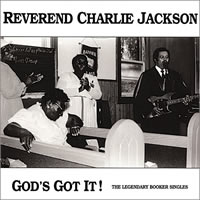 Reverend Charlie Jackson - God's Got It!