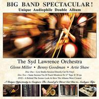 The Sid Lawrence Orchestra - Big Band Spectacular -  D2D Vinyl Record