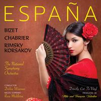 Debbie Wiseman - Bizet, Chabrier, Rimsky-Korsakov/ Rosie Middleton: Espana