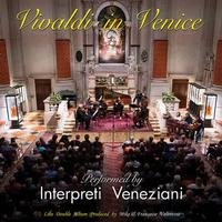 Interpreti Veneziani - Vivaldi In Venice -  D2D Vinyl Record