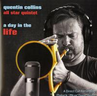 Quentin Collins All Star Quintet - A Day In The Life -  D2D Vinyl Record