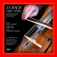 Justin Pearson, Pedro Silva & Katherine Rockhill - J.S. Bach Cello Suites