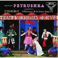 Ernest Ansermet - Stravinsky: Petrushka Complete Ballet